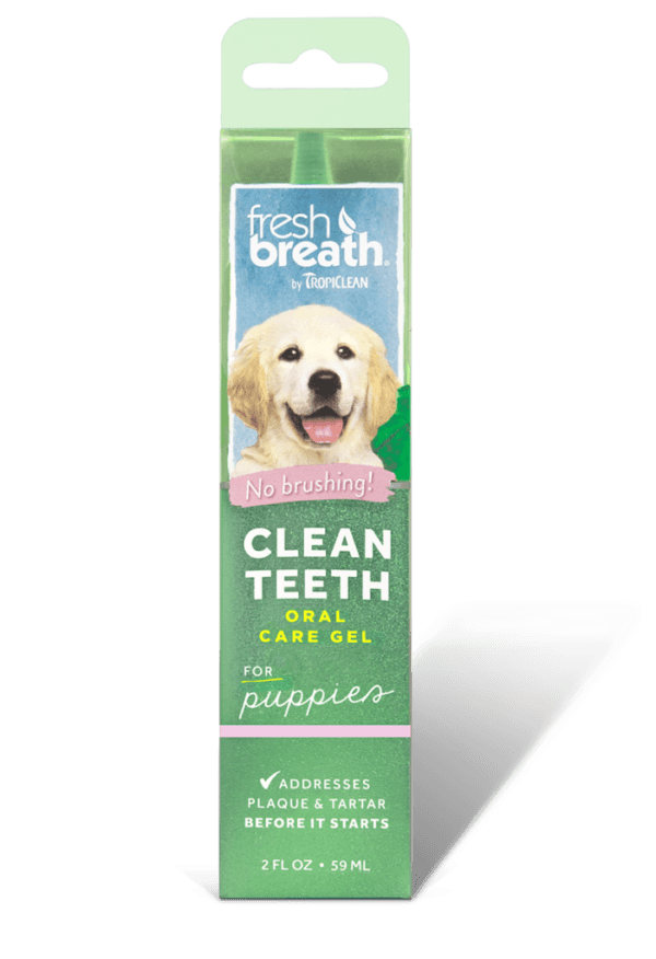 Fresh Breath Clean Teeth Gel Puppies 59ml