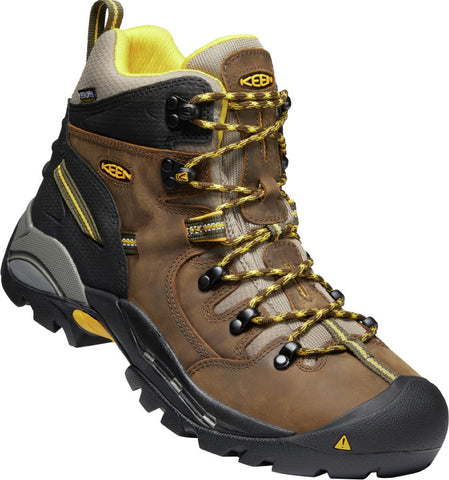 "Pittsburgh 6"" Steel Toe Yellow"