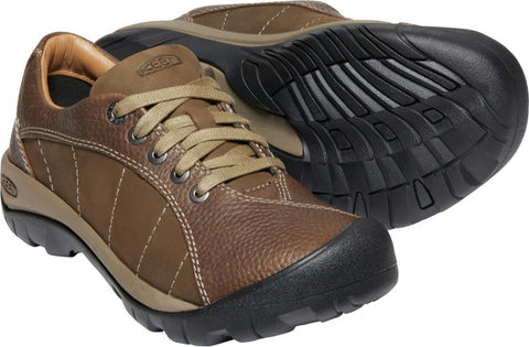 Presidio Lace up brown