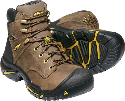 "Mt Vernon 6"" Steel Toe"