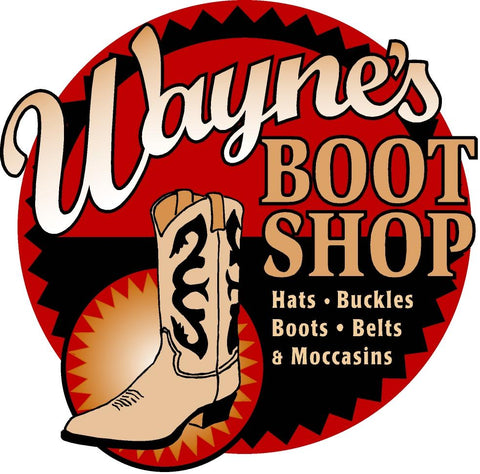 Wayne's Boot Shop Gift Card