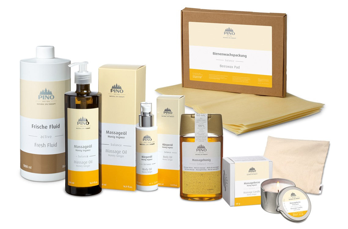 Pino Honey Dream Starter Kit - Everything needed for 20 Treatments - New!