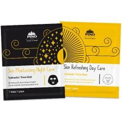 Moisturizing Night & Refreshing Day Masks (2 pack)