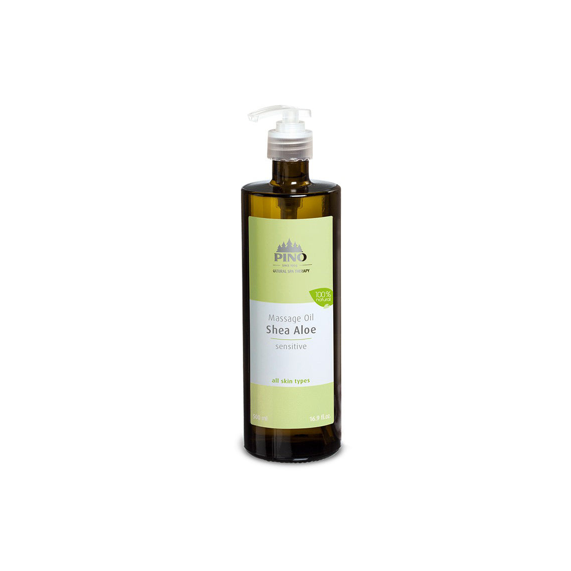Massage Oil Shea Aloe