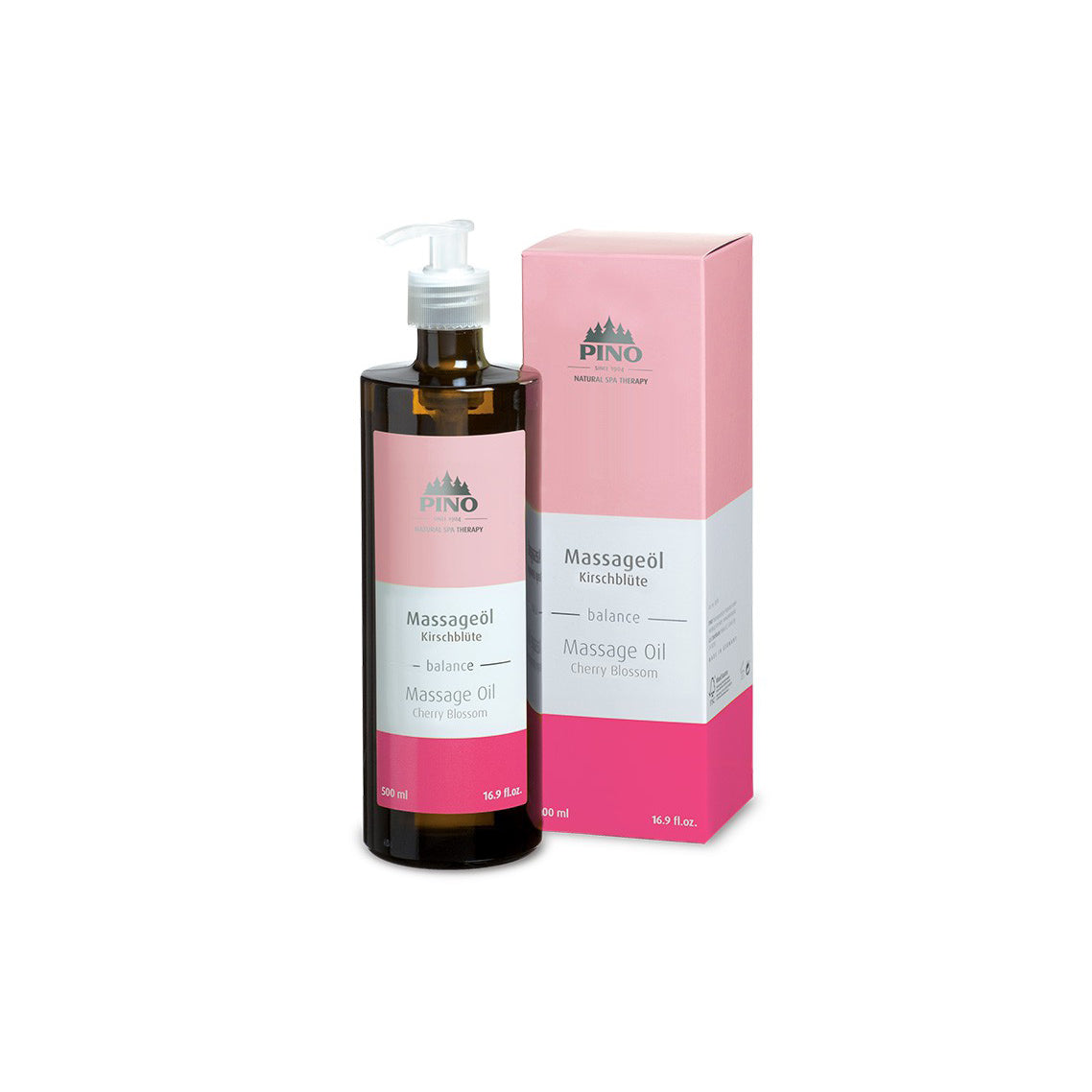 Massage Oil Cherry Blossom