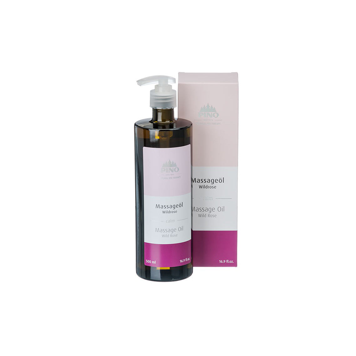 Massage Oil Wild Rose