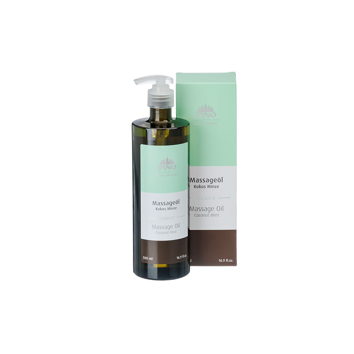 Massage Oil Coconut Mint