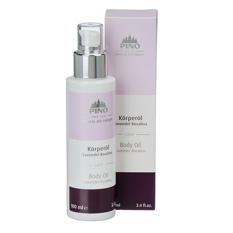Body Oil Lavender Rosalina - 100ml / 3.4 fl. oz.