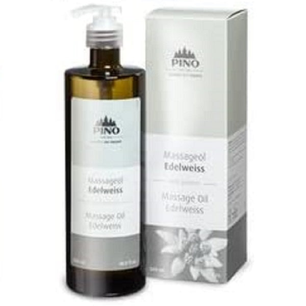 Massage Oil Edelweiss - 500 ml / 16.9 fl. oz.