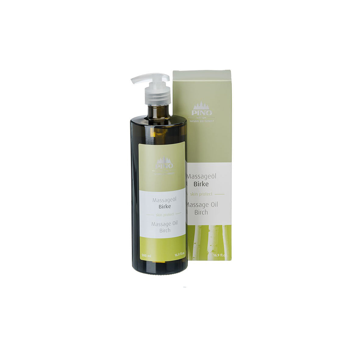 Massage Oil Birch