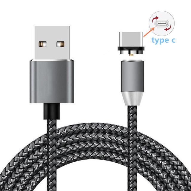 Magnetic USB Micro USB Type C Cable For Honor 10 9 8 Lite Honor 8A 8S 8X 8C 6C 7C 7A Pro 8X Max QC 3.0 Fast Charging Charger - The Magnetic Cable Store
