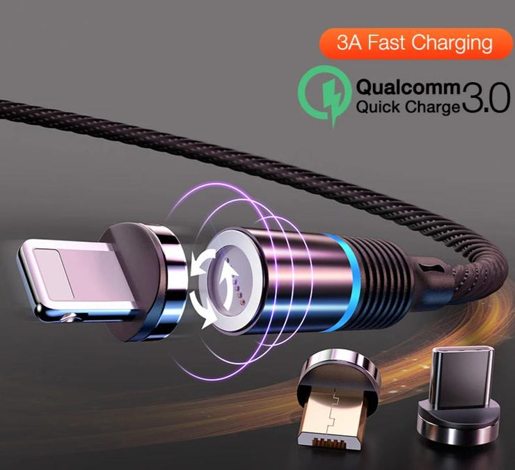 MAGNETIC CHARGING CABLE - The Magnetic Cable Store