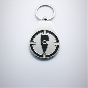 black key ring black key chain metal key ring metal key chain chllen lifestyle wear black velvet bag target