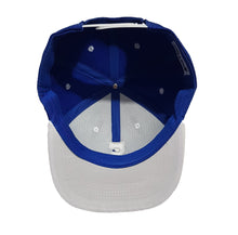 Load image into Gallery viewer, chillen chllen lifestyle wear blue-white snapback hat 1st edition