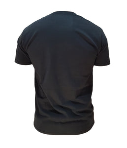 chillen chllen lifestyle wear casual black on black shirt t-shirt tee