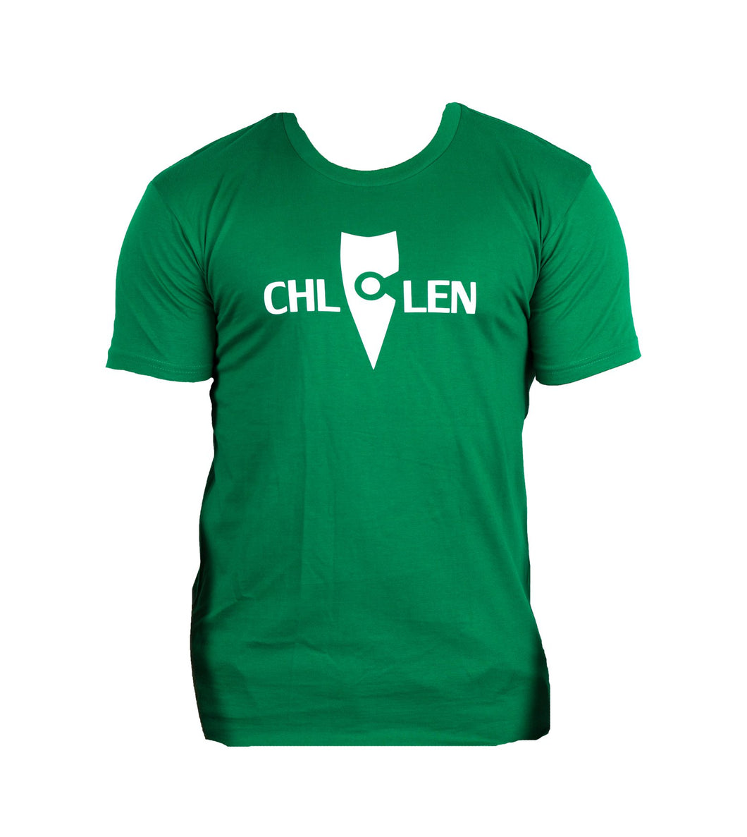 chillen chllen lifestyle wear casual green-white shirt t-shirt tee (2)