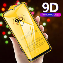 Load image into Gallery viewer, 9D Curved Tempered Glass on the For Samsung Galaxy A30 A50 A10 Screen Protector For Samsung M10 M20 M30 M40 A40 A60 A70 A80 A90