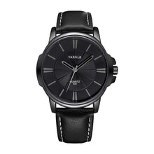 Load image into Gallery viewer, 2019 Wristwatch Male Clock Yazole Quartz Watch Men Top Brand Luxury Famous Wrist Watch Business Quartz-watch Relogio Masculino