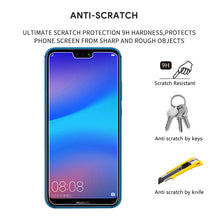 Load image into Gallery viewer, Phone Screen Protector for Huawei P20 Lite P10 Plus 9H HD Film Glass on Huawei P8 P9 Lite 2017 Tempered Glass for P20 Pro P10