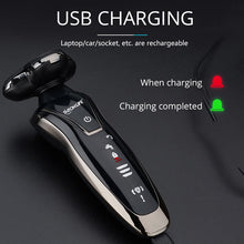 Load image into Gallery viewer, TINTON LIFE Men Washable Rechargeable Electric Shaver Electric Shaving Beard Machine Razor Rechargeable