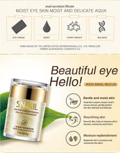 Load image into Gallery viewer, OneSpring Snail Cream Anti Wrinkle and Nourishing Acne Treatment Faical Skin Care Moisturizer Repair Face Cream