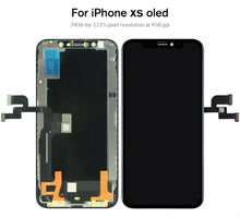 Load image into Gallery viewer, Grade For iPhone X S Max XR LCD Display For Tianma OLED OEM Touch Screen With Digitizer Replacement Assembly Parts Black