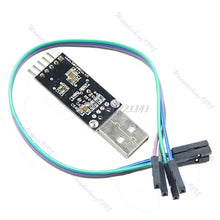 Load image into Gallery viewer, USB To RS232 TTL PL2303HX Auto Converter Module Converter Adapter 5V 3.3V Output