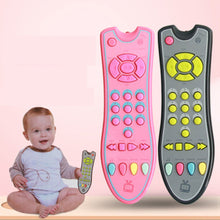 Load image into Gallery viewer, Baby Toys Music Mobile Phone TV Remote Control Early Educational Toys Electric Numbers Remote Learning Machine Toy Gift for Baby