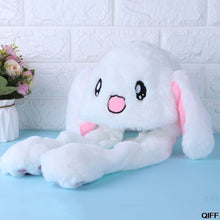 Load image into Gallery viewer, & Hot Novelty Magic Rabbit Hat With Moving Ear Plush Toy Gift Kids Toy Party Photo May06