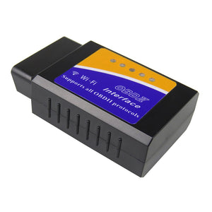 Super PIC18F25K80 ELM327 WIFI V1.5 OBD2 Car Diagnostic Scanner Best Elm327 WI-FI Mini ELM 327 V 1.5 OBDII iOS Diagnostic Tool