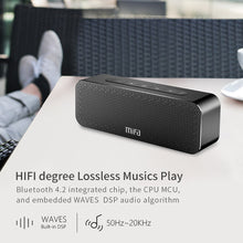 Load image into Gallery viewer, MIFA Metal Portable 30W Bluetooth Speaker With Super Bass Wireless speaker Bluetooth4.2 3D Digital Boombox Column loudspeaker