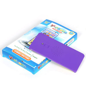 Early Childhood Education Puzzle Multi-functional Rechargeable Sounding Music Learning Mobile Phone Toy