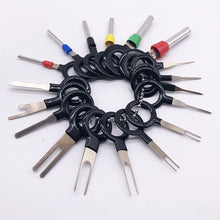Load image into Gallery viewer, 26Pcs 29Pcs 36Pcs Car Terminal Removal Tool Electrical Wiring Crimp Connector Pin Extractor Kit Automobiles Terminal Repair Hand