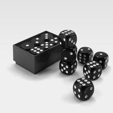 Load image into Gallery viewer, Deluxe Dice Rolling Dice Rounded Dice Stimulating Amusing 12mm 10pcs Party Club Bar Entertainment Gaming