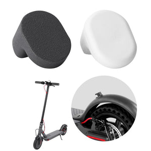 Applicable To Xiao*mi M365 Outdoor Electric Scooter Accessories Rear Fender Hook After Pedal Fender Shield Silicone Cover Elect