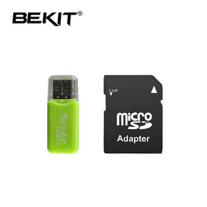 Bekit micro sd card 32gb 64gb 128gB 256gb 16gb 8gb memory card microsd card SDXC SDHC class 10 Flash drive for smartphone camera