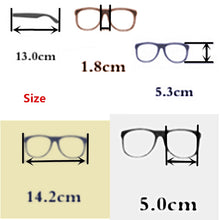 Load image into Gallery viewer, HP Vintage round frame Harri Potter Glasses Cosplay prop action figure toy glasses for children adults kids baby cosplay student
