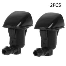 Load image into Gallery viewer, 2 Pcs Auto Car Windshield Washer Wiper Water Spray Nozzle Fit For Jeep 2007 2008 2009 2010 2011 Vehicle Car Accessories