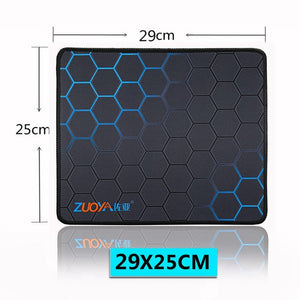 Extra Large Gaming Mouse Pad Gamer Computer Big Mouse Mat Locking Edge Speed Mousepad Keyboard Desk Mat Anti-slip Natural Rubber