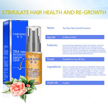 Load image into Gallery viewer, 7 Days Hair Growth Serum Essence For Men And Women Anti preventing Hair Loss alopecia Liquid Damaged Hair Repair Growing Faster