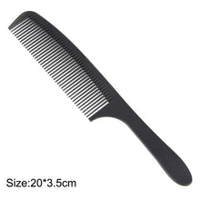 Load image into Gallery viewer, 12 Style Anti-static Hairdressing Combs Tangled Straight Hair Brushes Girls Ponytail Comb Pro Salon Hair Care Styling Tool