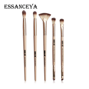 ESSANCEYA New Make Up Brushes 3-12 PCS Professional Blending Eyeshadow Eyebrow Brush For Makeup Beauty Set