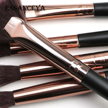 Load image into Gallery viewer, ESSANCEYA New Make Up Brushes 3-12 PCS Professional Blending Eyeshadow Eyebrow Brush For Makeup Beauty Set