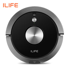 Load image into Gallery viewer, ILIFE A9s Robot Vacuum Cleaner Vacuuming & Wet Mopping Smart APP Remote Control Camera Navigation Planned Cleaning Large Dustbin