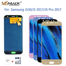 Load image into Gallery viewer, J530 Display For Samsung J5 2017 Display Touch Screen Digitizer J5 Pro J530M J530F SM-J530F LCD Touch Screen Digitizer Parts