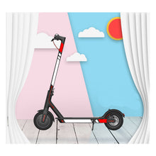 Load image into Gallery viewer, New 2019 Scooter Reflective Sticker For Xiaomi M365  Reflect Light Tags Paster Decals Night Safety Warning Strip m365 sticker