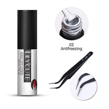 Load image into Gallery viewer, LILYCUTE 5ml White Peel Off Liquid Tape Odor-free Nail Edge Skin Care Cold-resistant Nail Art Gel Varnish Manicure Tool