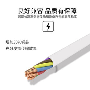 High Speed Original Relxtank Chip Data USB Cable For Apple iPhone X XS MAX XR 5 5S SE 6 6S 7 8 Plus ipad mini air 2 Fast Charge
