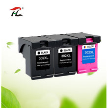 Load image into Gallery viewer, Compatible 302XL ink cartridge for HP 302 XL for hp302 For HP Deskjet 2130 2135 1110 3630 3632 Officejet 3830 3834 4650