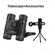 Load image into Gallery viewer, Military HD 40x22 Binoculars Professional Hunting Telescope Zoom High Quality Vision No Infrared Eyepiece Outdoor Trave Gifts